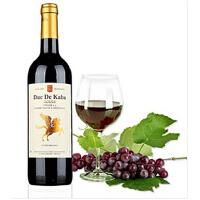 [当当自营] 法国进口 卡巴公爵 干红葡萄酒 750ml