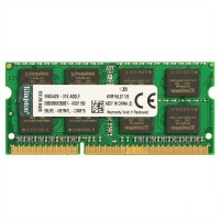 Kingston/金士顿 DDR3 1600 8G 笔记本内存条 低电压版
