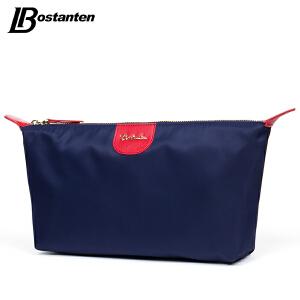 (可礼品卡支付)波斯丹顿新款旅行女包小包时尚化妆包便携迷你水饺手拿包BL2163201KF