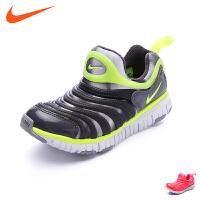 耐克童鞋17春夏新款专柜正品男女童毛毛虫运动鞋小童跑步鞋 343738 620