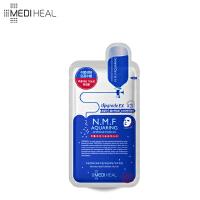 MEDIHEAL(可莱丝)针剂水库面膜(10片/盒)(NMF带明星签名)