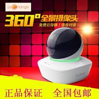 大华乐橙TP1云台无线网络摄像头 wifi家用高清监控远程智能摄像机 家用视频监视器 手机远程监控
