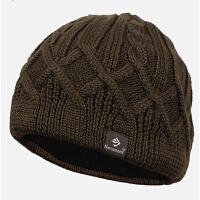 时尚男士冬天针织帽套头帽 潮嘻哈帽毛线帽 男士冬季帽子