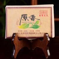 5片【2012年普洱生茶】 勐库戎氏 原香茶砖 陈年老生茶 古树茶 400克/片