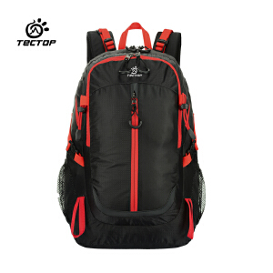 TECTOP正品户外旅行登山多功能双肩背包  PJ5314