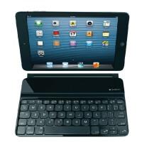 Logitech/罗技Ultrathin IK700 iPad mini超薄键盘无线蓝牙键盘盖(黑色)