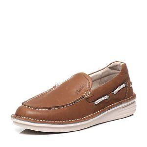 BATA/拔佳2017春季新款专柜同款打蜡男休闲皮鞋(超软)85R02AM7