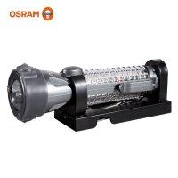 OSRAM欧司朗LED多功能救生手电筒汽车清行车载净化器AP201救生锤报警灯礼品 救生锤 报警灯