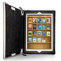 包邮 twelve south bookbook ipad 2/new 3/4复古书 小牛皮 保护套 保护壳(专柜正品)