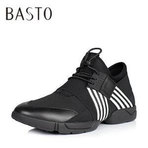 BASTO/百思图男休闲鞋BGN05CM6