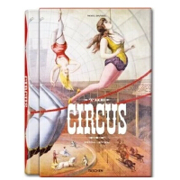 THE CIRCUS 1870-1950S 太阳马戏团复古海报
