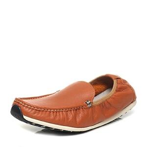 Belle/百丽专柜同款夏季时尚休闲男单鞋4LF01BM6