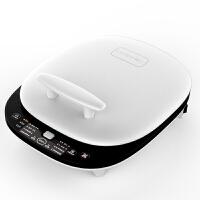 【当当自营】 利仁(Liven) LR-D3300可拆洗电饼铛/煎烤机(大白)