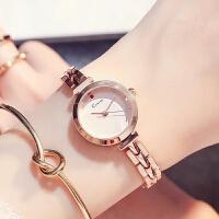 新款金米欧KIMIO小巧手链石英手表女简约时尚学生气质手表女6145