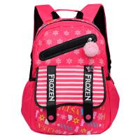 迪士尼 冰雪奇缘公主书包 小学生3-4-6年级女孩双肩背包 SP20264