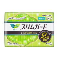 [当当自营] 花王 乐而雅 零触感 超丝薄进口卫生巾 日用20.5cm 28片