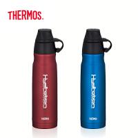 THERMOS/膳魔师正品不锈钢保冷杯瓶运动水壶大容量户外水杯子FFD-500