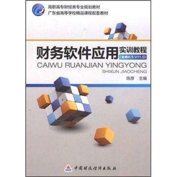 财务软件应用实训教程