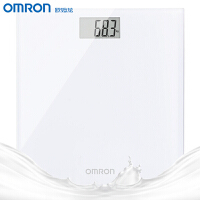 欧姆龙电子秤体重秤健康秤HN-289-W(白色)大屏显示 方便快捷 更多优惠搜索【好药师欧姆龙】