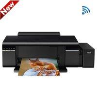 爱普生(EPSON) 墨仓式L805 景点专用 无线照片打印机 彩色相片6色喷墨打印机墨仓式 替代L810