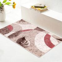 享家手工剪花缇香魅影系列现代简约客家居客厅卧室地毯80*120�M 地毯地垫沙发茶几毯