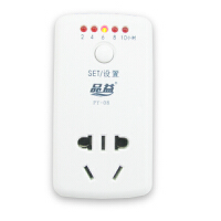 定时器 定时插座 定时开关 电动车充电* 精确定时就选品益PY-08