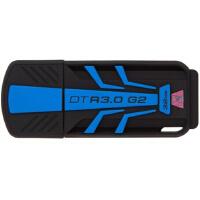 Kingston/金士顿 DTR30G2 32G优盘 高速USB3.0 创意U盘 蓝色