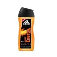 Adidas阿迪达斯男士活力沐浴露250ml 能量0296