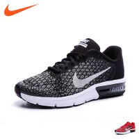 NIKE耐克2017新NIKE AIR MAX SEQUENT 2 (GS)童跑步鞋869993 001