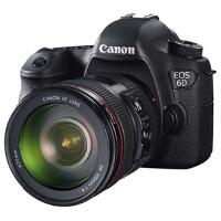 Canon/佳能 EOS 6D 6D套机(24-105mm)防抖镜头,单反相机