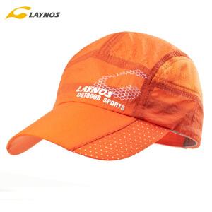 雷诺斯户外运动帽子情侣休闲帽防晒钓鱼渔夫帽鸭舌帽棒球帽