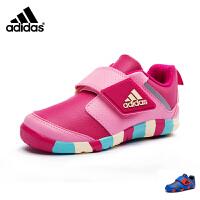 Adidas/阿迪达斯2017春儿童训练鞋 FortaPlay AC I 运动鞋 BA9556