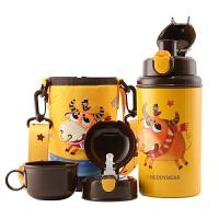 包邮!米菲250ML抽真空保温杯 不锈钢办公杯泡茶杯随手杯带茶隔 多色可选