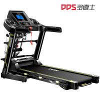 多德士(DDS)跑步机家用 静音折叠多功能电动跑步机D870