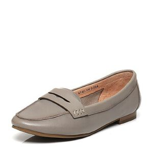 BATA/拔佳春季专柜同款牛皮女休闲鞋AI421AM6