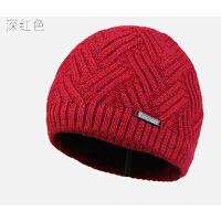 时尚户外男帽毛线帽套头帽男潮  男士帽子保暖冬帽男