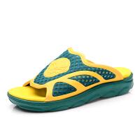 领舞者夏季新款透气凉鞋 沙滩鞋 时尚潮流网布透气款