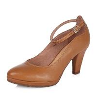 Bata/拔佳专柜同款牛皮女鞋ANH01CQ5
