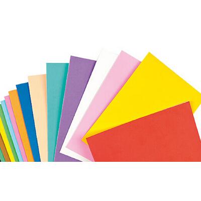 幼儿园儿童eva彩色a4泡沫diy美工手工贴画材料加厚海绵纸2mm背胶