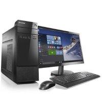 联想(Lenovo) 扬天M4900C 商用家用办公台式电脑整机 i5-6500 4G内存 1T硬盘 1G独显 DVDRW Win10系统