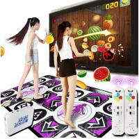 高清跳舞毯 体感游戏手舞足蹈跳舞机 双人电视接口电脑两用加厚体感游戏手舞足蹈跳舞机