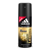 adidas阿迪达斯男士香水香体止汗喷雾 150ML 征服