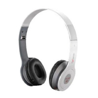 雷技 音神x1 时尚耳机 头戴式耳机 电脑手机耳机立体声加强 潮mp3 播放器 MP3 3.5MM常规接头