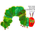The Very Hungry Caterpillar 好饿的毛毛虫 ISBN9780399256738