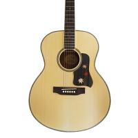 思雅晨民谣木电吉他拨片匹克护板琴弦钉吉他扳手压弦柱40寸41寸乌木玫瑰木全实木制作