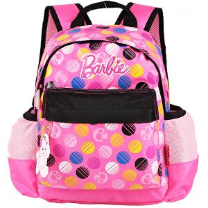 Barbie芭比书包幼儿园儿小班至小小班书包幼儿双肩书包BB0253